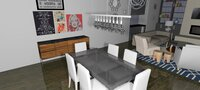Online design Dining Room by Peggy R. thumbnail