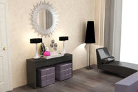 Online design Contemporary Hallway/Entry by Michelle C thumbnail