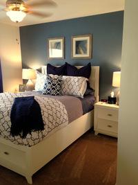 Online design Contemporary Bedroom by Ellen B. thumbnail