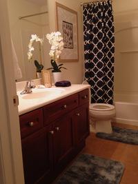 Online design Contemporary Bathroom by Ellen B. thumbnail