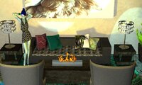 Online design Living Room by Tricia G. thumbnail