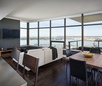 Online design Modern Living Room by Corine M. thumbnail