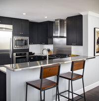 Online design Modern Kitchen by Corine M. thumbnail