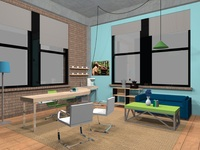 Online design Modern Home/Small Office by Leah C. thumbnail