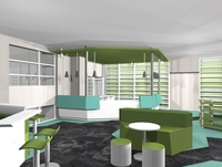 Online design Contemporary Business/Office by Leah C. thumbnail