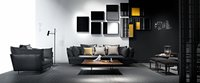 Online design Contemporary Combined Living/Dining by Roberto D thumbnail