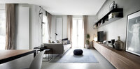Online design Modern Living Room by Roberto D thumbnail