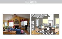Online design Eclectic Living Room by Shae D. thumbnail