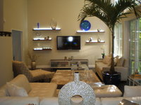 Online design Contemporary Living Room by Laura S.  thumbnail