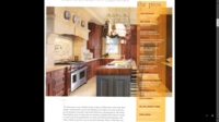 Online design Traditional Kitchen by Laura S.  thumbnail