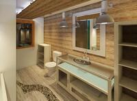 Online design Beach Bathroom by Linnea T thumbnail