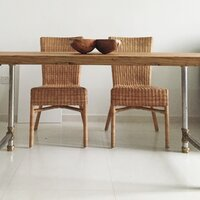 Online design Eclectic Dining Room by Hannah D. thumbnail