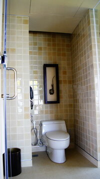 Online design Contemporary Bathroom by Hannah D. thumbnail