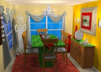 Online design Contemporary Dining Room by Amaraida S. thumbnail