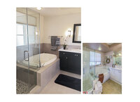Online design Transitional Bathroom by Hanieh A. thumbnail