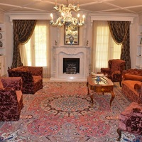 Online design Traditional Living Room by Hanieh A. thumbnail