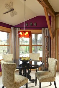 Online design Eclectic Dining Room by Megan K. thumbnail