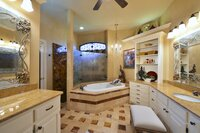Online design Traditional Bathroom by Megan K. thumbnail