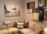 Online design Transitional Living Room by Danielle A. thumbnail