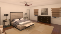 Online design Transitional Bedroom by Alberthe B. thumbnail