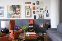 Online design Eclectic Living Room by Mary D thumbnail