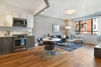 Online design Contemporary Combined Living/Dining by Joyce T thumbnail