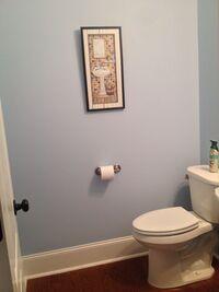 Online design Modern Bathroom by Catz D. thumbnail