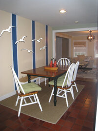 Online design Beach Dining Room by Merry M. thumbnail
