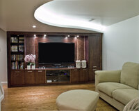 Online design Contemporary Living Room by Suzan M. thumbnail