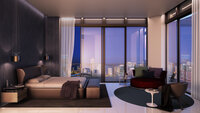 Online design Modern Bedroom by Artem S. thumbnail