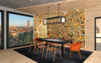Online design Modern Dining Room by Anny T. thumbnail