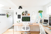 Online design Eclectic Business/Office by Breanna W. thumbnail