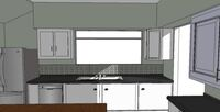 Online design Transitional Kitchen by Christine H. thumbnail
