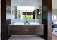 Online design Contemporary Bathroom by Riddhi M. thumbnail