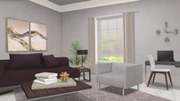 Online design Modern Living Room by Tanika G. thumbnail