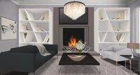 Online design Contemporary Living Room by Tanika G. thumbnail