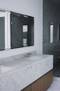 Online design Modern Bathroom by Michelle P. thumbnail