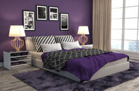 Online design Modern Bedroom by Nika R. thumbnail