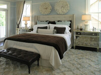 Online design Traditional Bedroom by Nika R. thumbnail