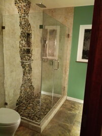 Online design Transitional Bathroom by Nika R. thumbnail