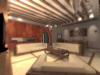 Online design Modern Living Room by  D. Miha thumbnail