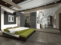 Online design Contemporary Bedroom by  D. Miha thumbnail
