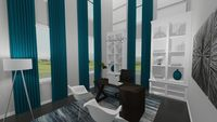 Online design Transitional Home/Small Office by Britney M. thumbnail