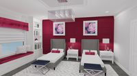 Online design Transitional Bedroom by Britney M. thumbnail