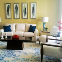 Online design Transitional Living Room by Jeseline T. thumbnail
