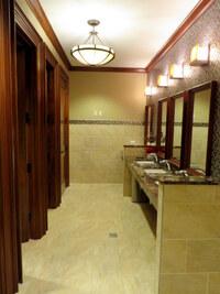 Online design Transitional Bathroom by Megan K. thumbnail