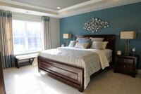 Online design Contemporary Bedroom by Megan K. thumbnail