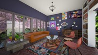 Online design Eclectic Living Room by Aaliyah M. thumbnail