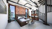 Online design Modern Bedroom by Aaliyah M. thumbnail