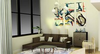 Online design Contemporary Living Room by Tabitha M thumbnail
